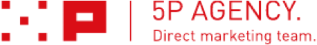Official logo of 5P Agency.